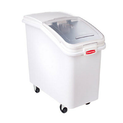 Mobile Ingredient Bin 21 Gallon Capacity
