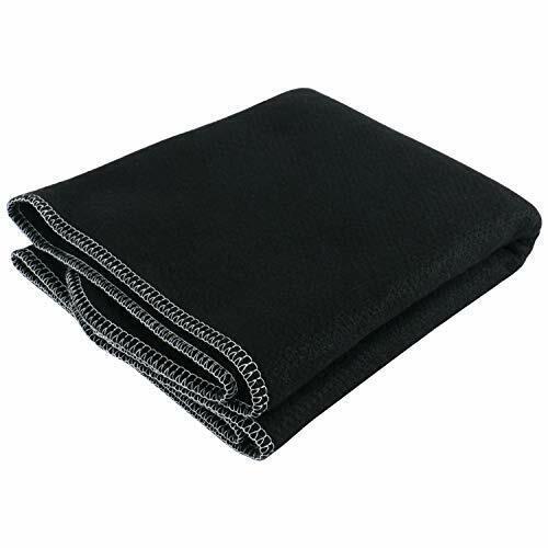 "18"" X 24"" 3mm High Temp Pre-oxygenated Carbon Fiber Welding Protective Blanket"