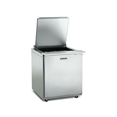 Traulsen Ust3212r0-0300 32 Refrigerated Counter- Hinged Right- 12 Pan Capacity