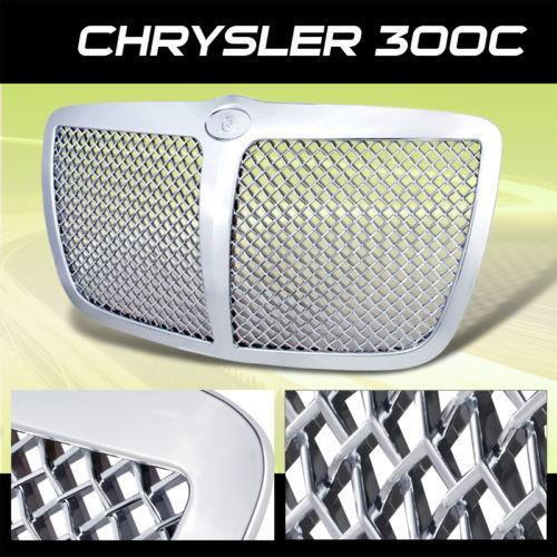 Chrysler 300 Bentley Grill