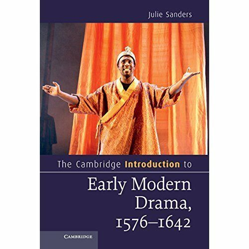 Cambridge Introduction to Early Modern Drama 1576-1642 9781107013568 Cond=LN:NSD