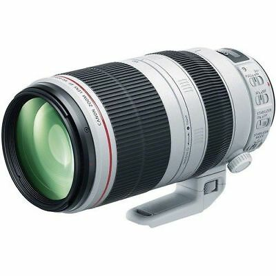 Canon - Ef 100-400mm F/4.5-5.6l Is Ii Usm Telephoto Zoom Len
