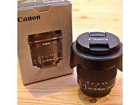 Canon EF-S 10-18mm F/4.5-5.6 IS STM USM Lens