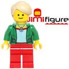 Green City LEGO Minifigures