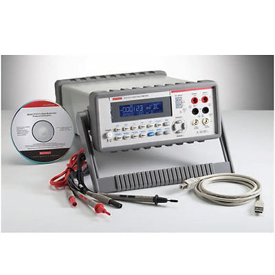 Keithley 2110 120 Gpib 120V  5 5 Digit Usb Digital Multimeter