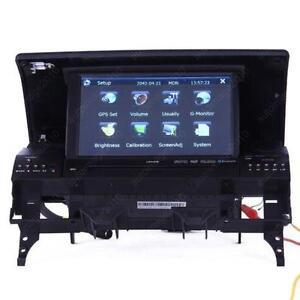 2005 mazda 6 touch screen radio