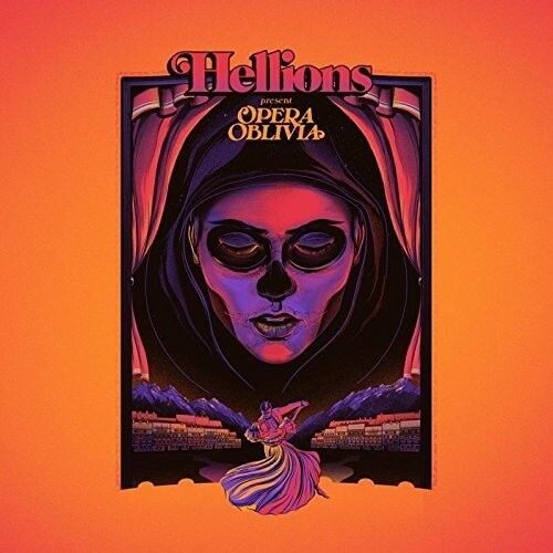 Hellions - Opera Oblivia [New CD] UK - Import
