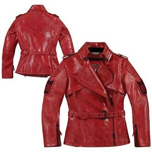 Manteau cuir moto - motorcycle leather jacket
