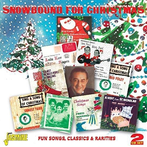 Various Artists - Snowbound for Christmas / Various [New CD] UK - Import