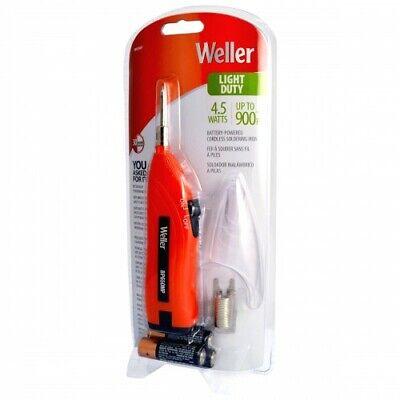Soldering Iron 4.5 Watts Weller Cordless
