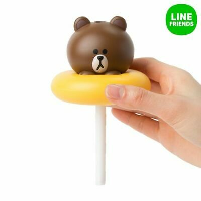 LINE FRIENDS Brown USB Humidifier One Size Brown
