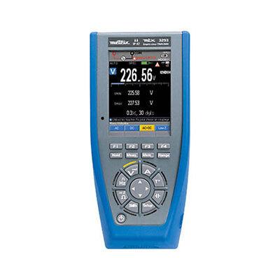 Aemc Mtx 3293-bt 2154.06 Digital Multimeter Trms Bluetooth