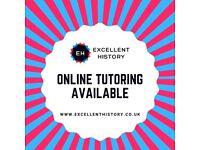 Tutor - Online GCSE/A-level History Tutor