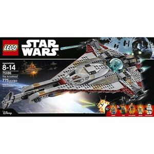 LEGO Star Wars The Arrowhead 75186 neuf et scellé