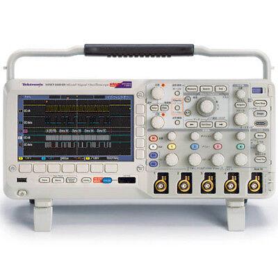 Tektronix Mso2004b 70 Mhz 416-ch 1gss Mixed Signal Oscilloscope