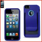 Blue Clip Case for iPhone 5