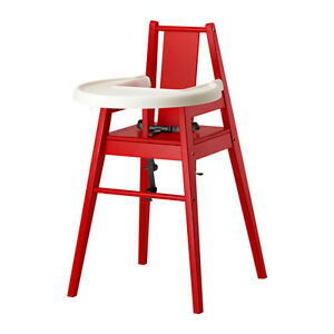 High chair - great condition