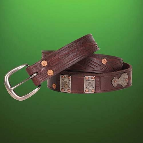 Windlass Medieval Outlaw Thin Leather Belt