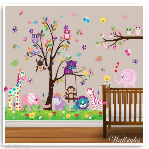 butterfly tree wall stickers ebay horses head wall art stickers wall decal transfers ebay