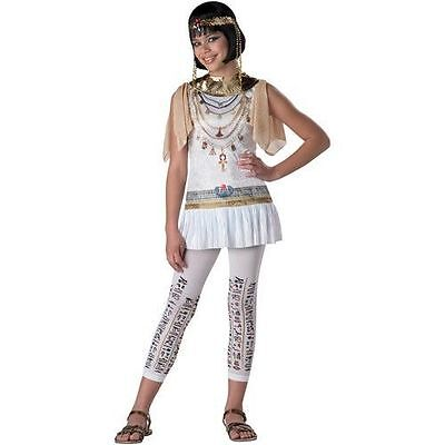 New CLEOPATRA Cleo Bling Girl's Halloween Costume, MEDIUM SZ. 8-10](Cleo Halloween Costume)