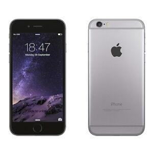 iPhone 6 64gb Space Grey. (Telus & Koodo)