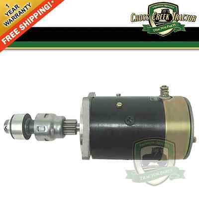 C3nf11002c New Starter For Ford Tractor Naa 600 700 800 900 601 701 801