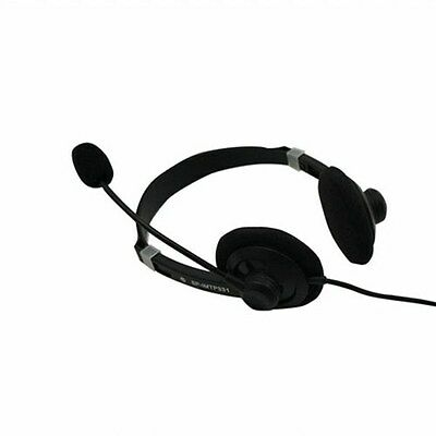 iMicro SP-IMTP331 Stereo Headset with Microphone and Volume Control