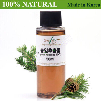 100% Nature Pine Needle Extract 50ml Herbal Remedies Made in korea
