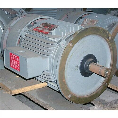 General Electric GE 3 HP Vertical Mount Motor