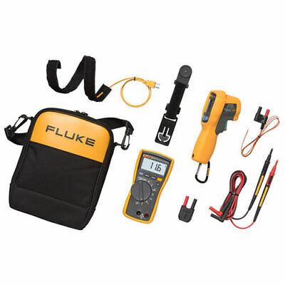 Fluke 11662 Max Hvac Technicians Combo Kit