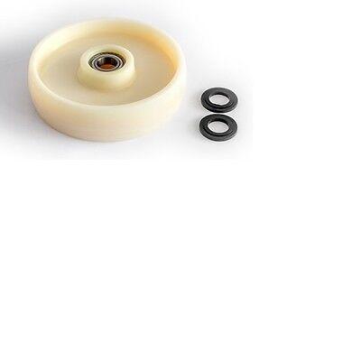800-n Steer Wheel Assy For Multiton S Foot Control Hydraulic Unit