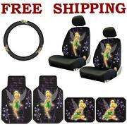 Tinkerbell Car Seat Covers
