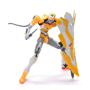 Evangelion Ultimate Action DX Figure  - Unit 00 with Shield  NEW  US SELLER