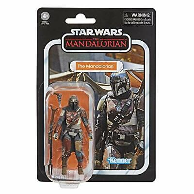 """Star Wars The Vintage Collection The Mandalorian Toy, 3.75"""" Scale Action Figure"""