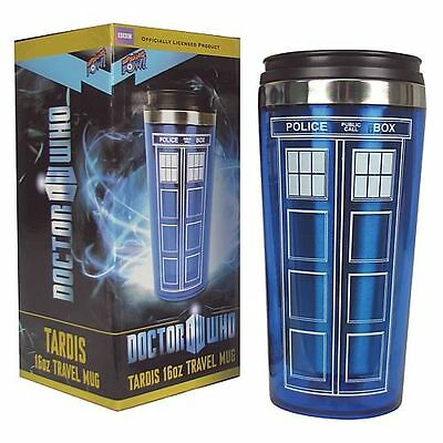 Doctor Who Tardis - New 16 oz. Plastic Travel Mug! on Rummage