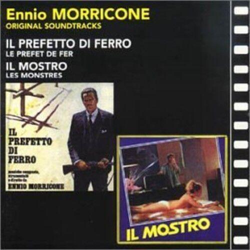Ennio Morricone - Prefetto Di Ferro & Mostro (Original Soundtrack) [New CD]