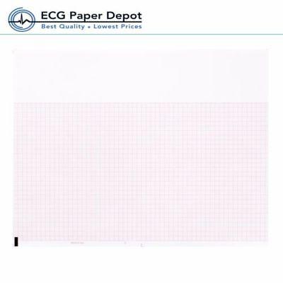Ecg Ekg Medical Cardiology Recording Thermal Paper 10 Packsburdick Compatible