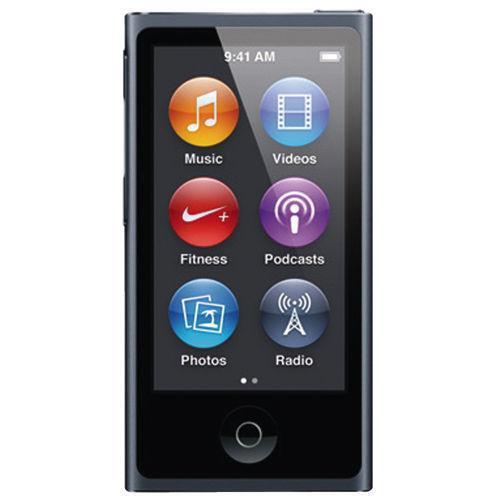apple ipod nano 16gb mp3 player ebay. Black Bedroom Furniture Sets. Home Design Ideas