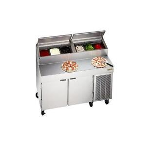 Traulsen VPS48S Spec-Line Refrigerated Preparation Table
