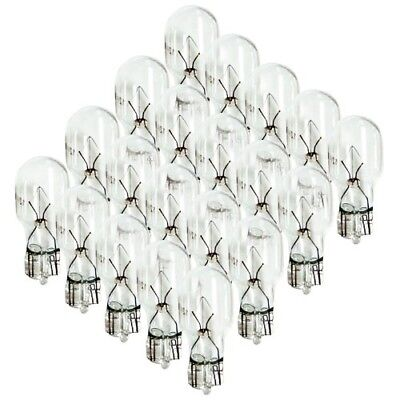 20 Pack of 7 Watt T5 Wedge Bulb, 12 Volt for 10XT5-12V-7W- N