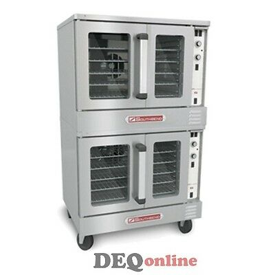 Southbend BGS/22SC Gas Double Deck Standard Depth Convection Oven