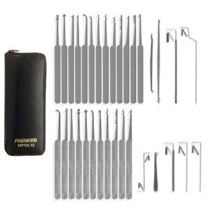 Professional Lock Picking Set + training locks for learning $80