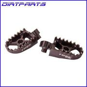 YZ250 Foot Pegs