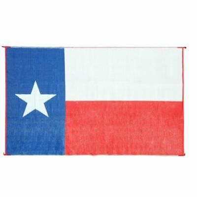 Camco Manufacturing Inc 42860 Outdoor Mat 9' x 12' - Texas Flag