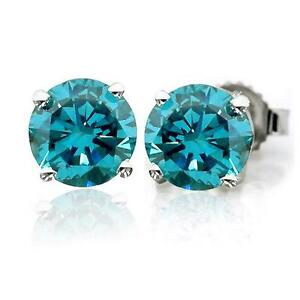 1 2 Carat Diamond Earrings