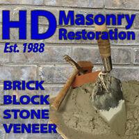 Masonry Brick, Stone  & Concrete Specialist