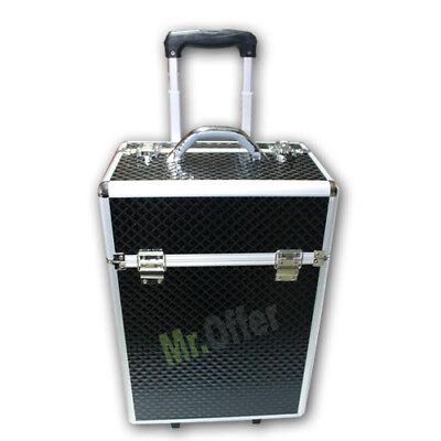 Trolley trucco make up professionale per estetiste truccatori valigetta valigia