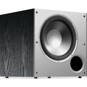 Polk Audio PSW10 Powered Subwoofer - Add Bass to your system