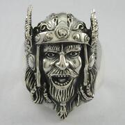 Sterling Silver Biker Jewelry