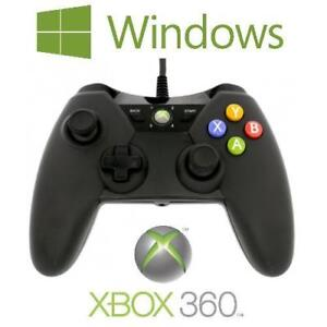 Wired Video Game Controller For Xbox 360 and Windows